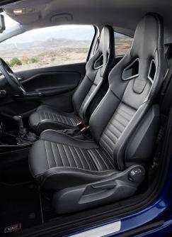 2015 Vauxhall Corsa VXR Interior