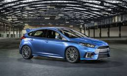 2016 Ford Focus RS Side