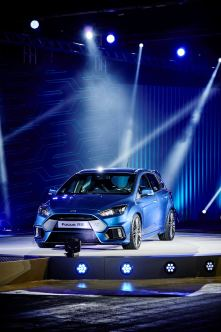 2016 Ford Focus RS Revealed