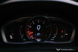 Volvo V60 Polestar Estate Instrument Display