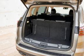 Ford S-Max Interior 05