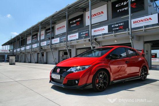 Honda Civic Type R 2015 21
