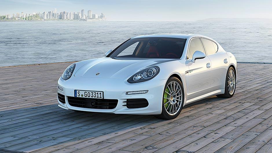 Porsche Panamera – First Impressions