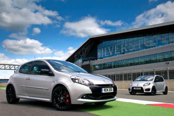 Renaultsport Silverstone GP Editions