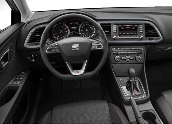 SEAT Leon FR Interior
