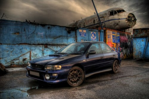 1994 Subaru Impreza Turbo