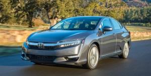 Honda Clarity PHEV