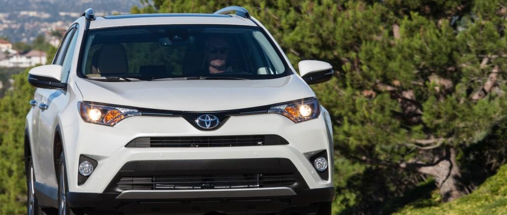 2016 Toyota RAV4 Limited2 DT