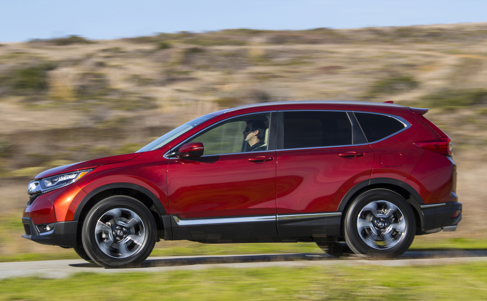 10 Best Suvs Under 25 000 Driving Today