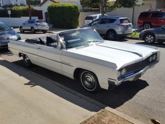 Classic Oldsmobile