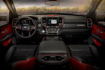 2019 Ram 1500 Rebel Interior
