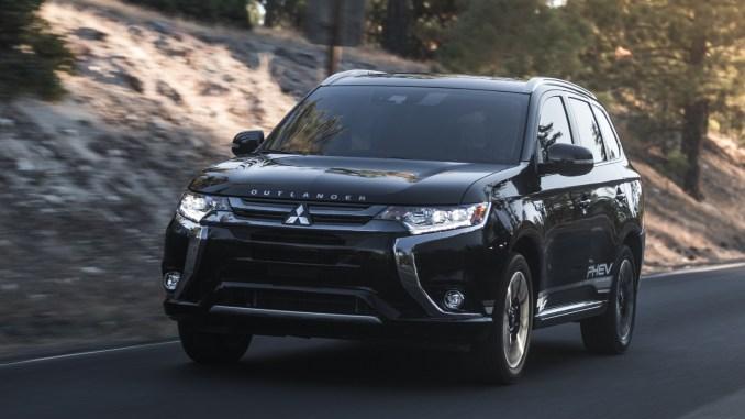 2019 Mitsubishi Outlander PHEV: Efficiency Meets the Real