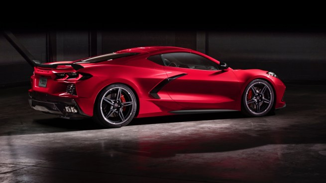 Zero Down Car Lease >> Corvette Product Manager Harlan Charles Speaks about 2020 ...