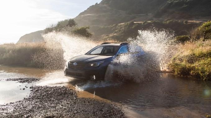 2020 Subaru Outback Exterior