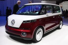 (Not so) Big Bulli – Volkswagen's Campervan is shrinking