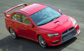 Devolution – Why the Mitsubishi Evo is doomed