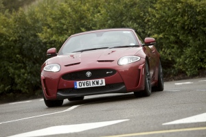 Jaguar XKR-S Convertible – First Drive