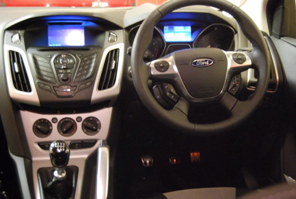 2013 Ford Focus  Ecoboost Interior
