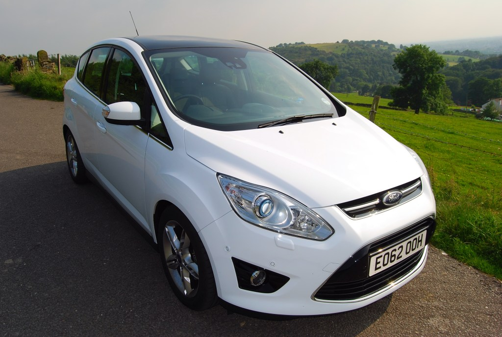 Ford C-MAX Ecoboost front