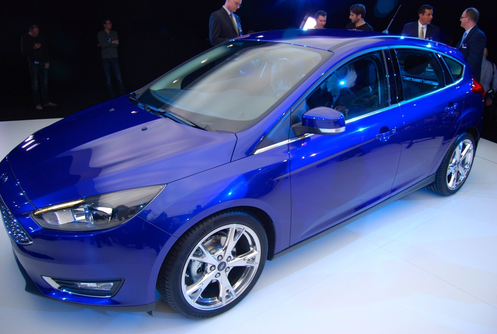 2014 Ford Focus – Exclusive launch pictures
