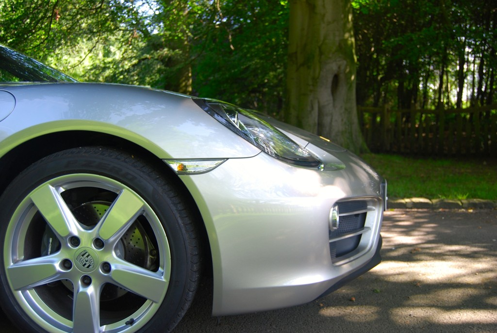Alloys wouldn't be my choice but anything less than 19'' just isn't enough porsche cayman