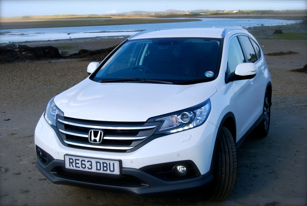Honda CR-V 1.6 i-DTEC 2WD – Driven and Reviewed