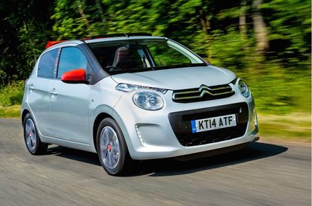 citroen c1 airscape review driving torque. Black Bedroom Furniture Sets. Home Design Ideas