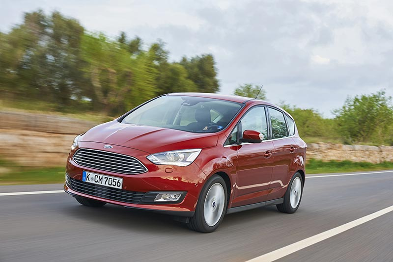 New Ford C-MAX and Grand C-MAX – First Drive Review