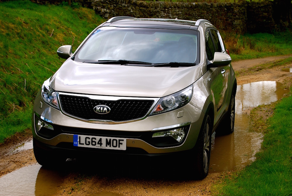 KIA Sportage 2.0 CRDi KX-4 – Driven and Reviewed