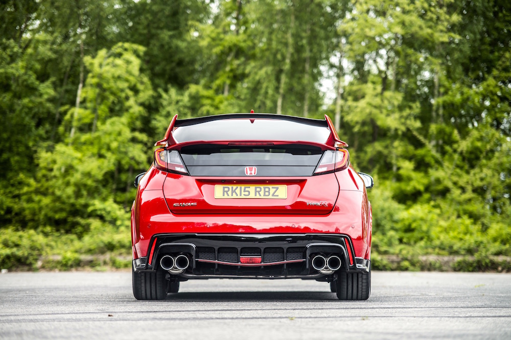 Civic Type R red rhd (4)