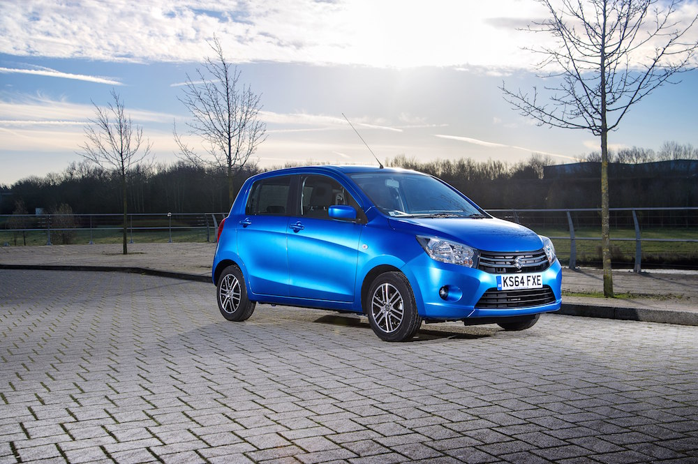 Suzuki Celerio SZ4 – Driven and Reviewed