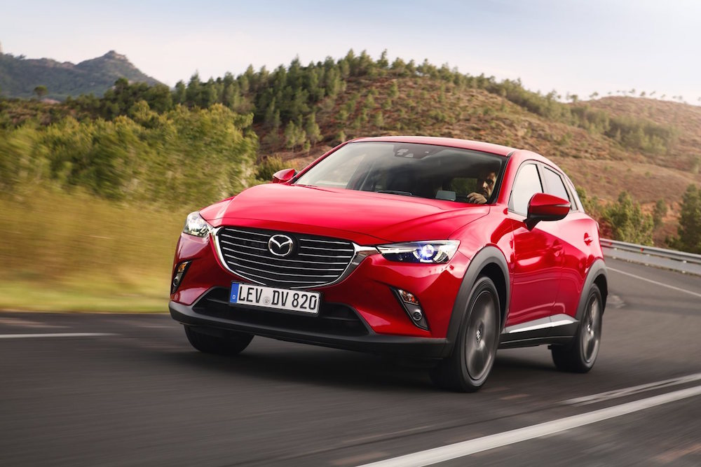 Mazda CX-3 105ps 2wd – Driven and Reviewed