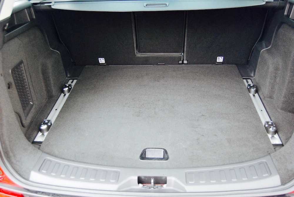 Discovery Sport boot