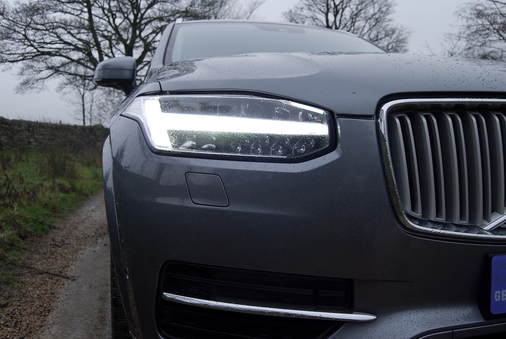 volvo xc90 thor hammer headlight