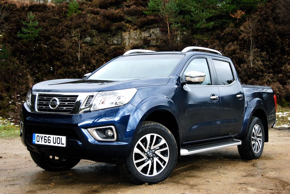 All-New Nissan Navara Tekna Auto Review