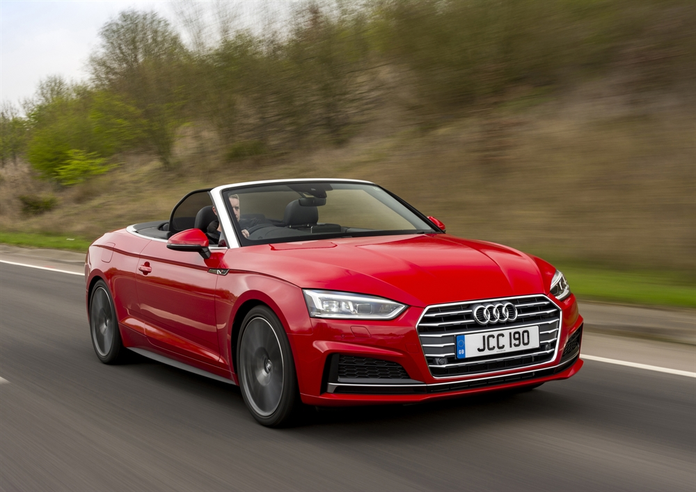 New Audi A5 Cabriolet – First Drive Review