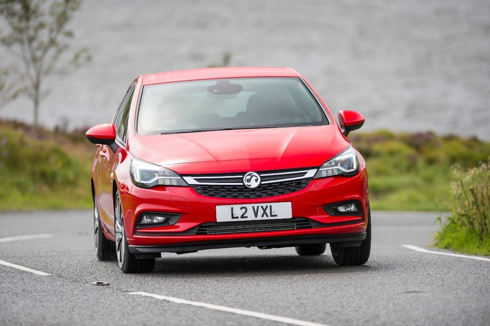 Vauxhall Astra Tech Line 1.6CDTi Review
