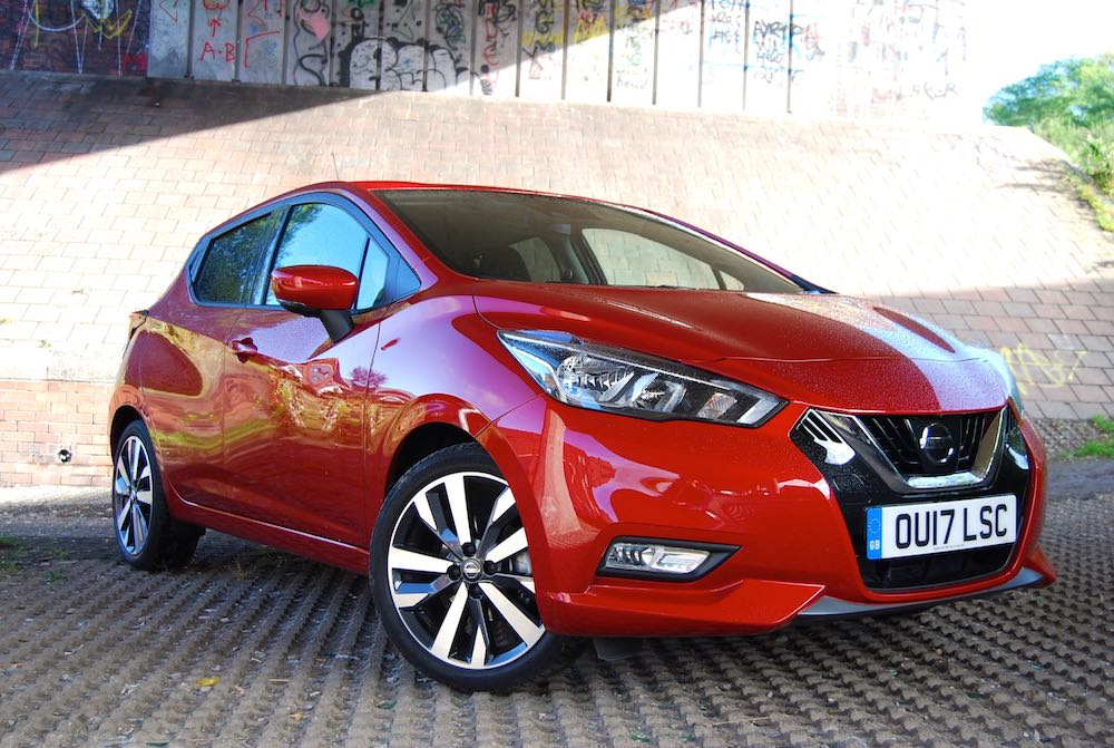 All New Nissan Micra 0.9l IG-T Tekna Review