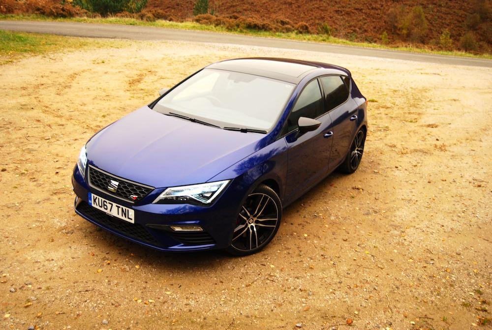 Seat Leon Cupra 300 Road Test & Review