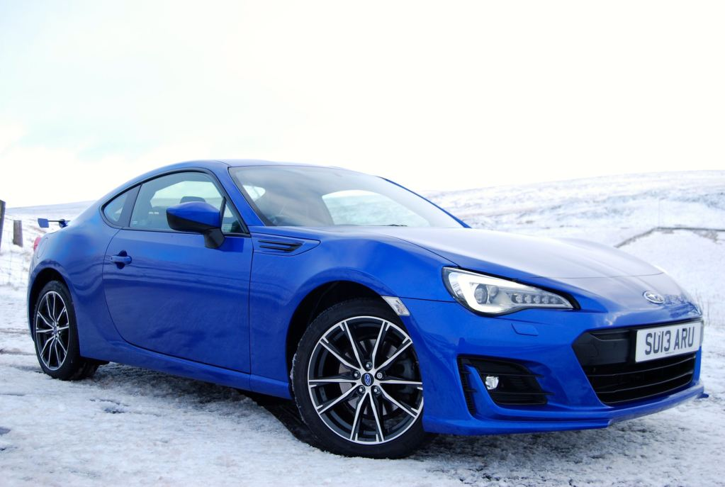 2017 Subaru BRZ SE Lux Review