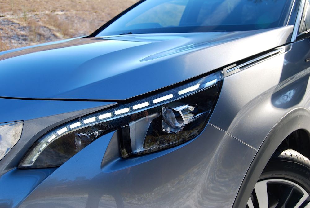 peugeot 5008 headlight