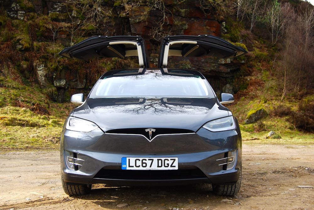 Tesla Model X 100D Review