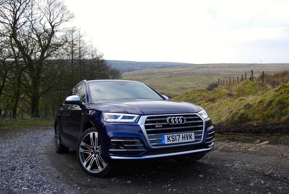 Audi SQ5 TFSI Quattro Review