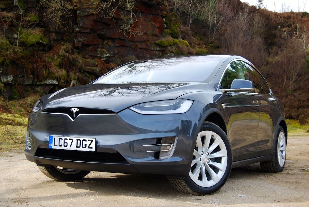 tesla model x 100d review driving torque. Black Bedroom Furniture Sets. Home Design Ideas