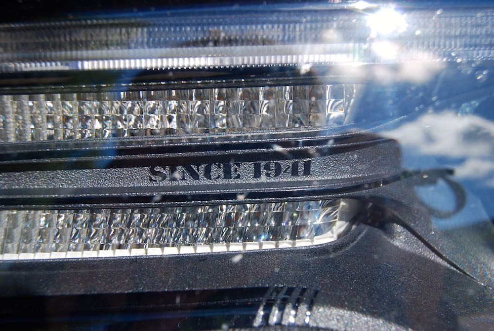 jeep grand cherokee headlight since 1941