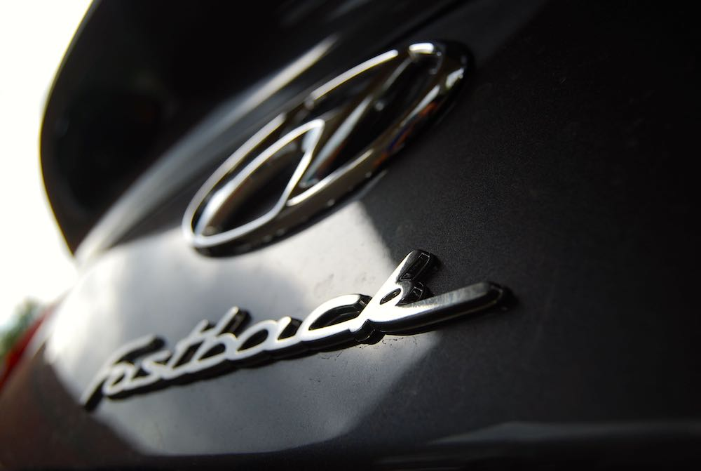 hyundai i30 fastback review badge