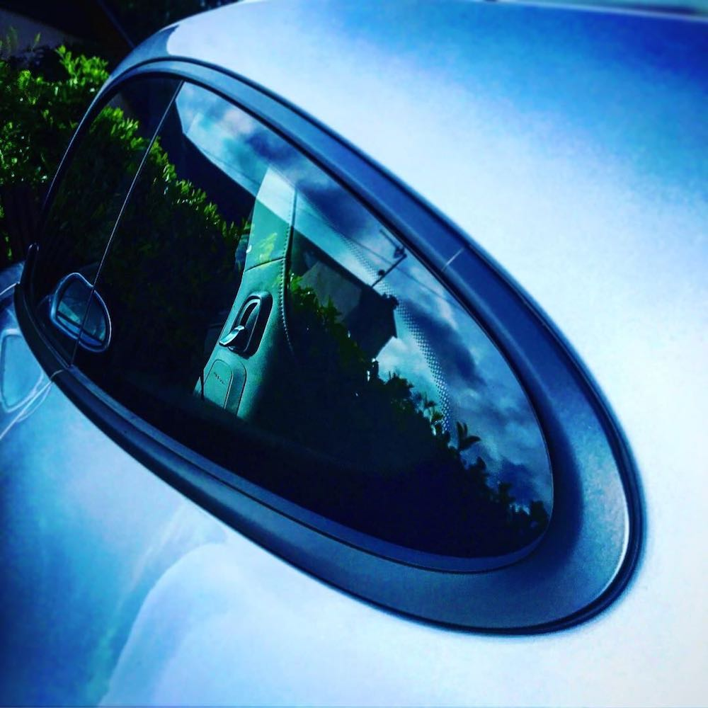 porsche 911 991 rear side window review roadtest
