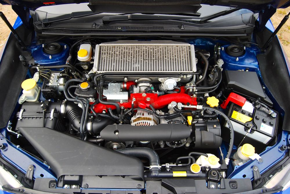 subaru wrx sti final edition engine review