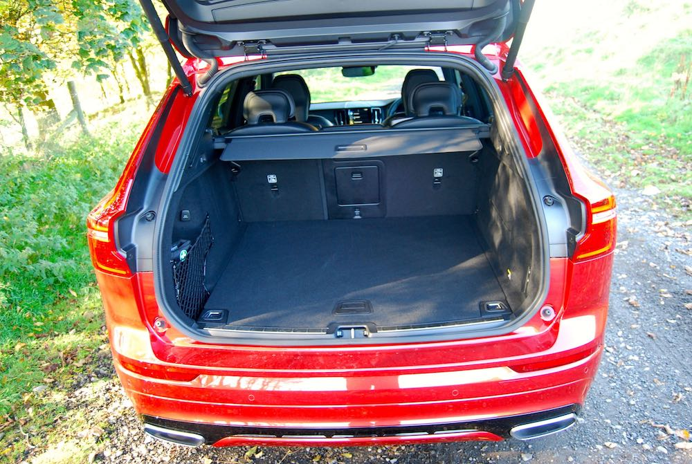 volvo xc60 boot trunk review roadtest