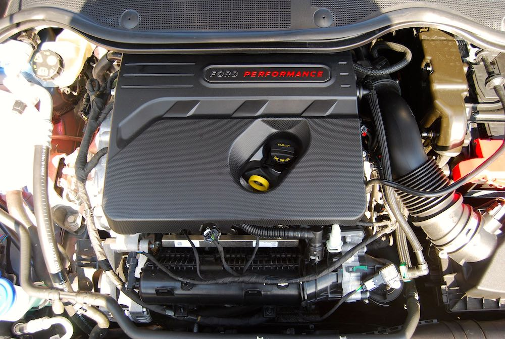 2019 ford fiesta st 3 cylinder engine review roadtest